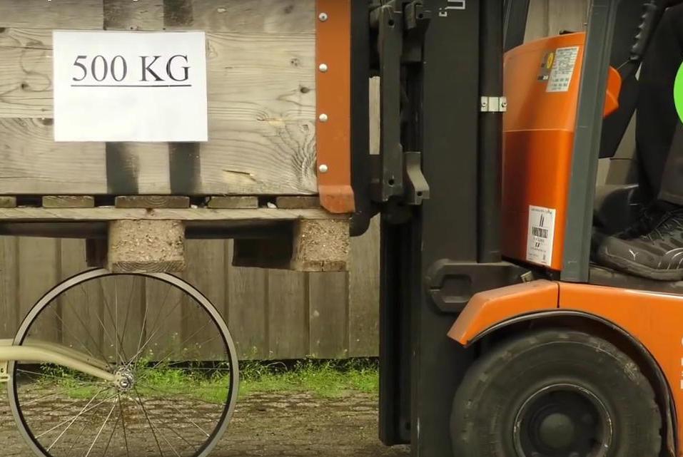 Hjultest 500 kg godkänt